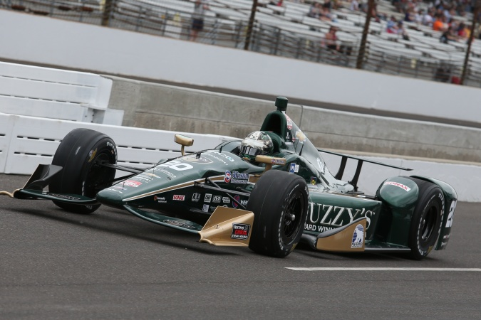 Photo: Ed Carpenter - CFH Racing - Dallara DW12 - Chevrolet