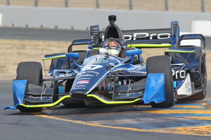 Photo: Josef Newgarden - CFH Racing - Dallara DW12 - Chevrolet