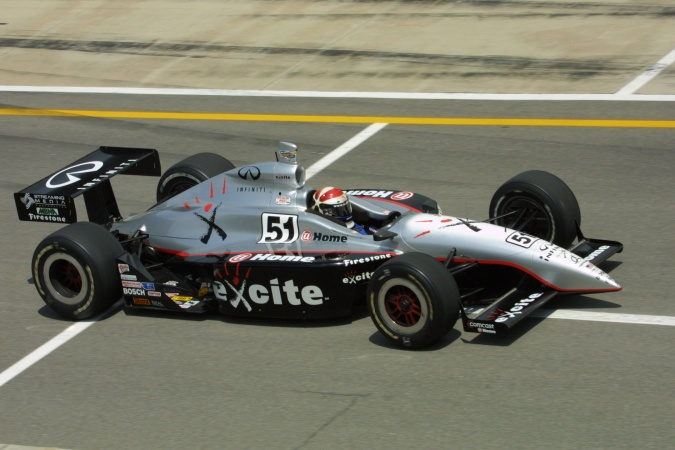 Photo: Eddie Cheever - Cheever Racing - Dallara IR-01 - Infiniti