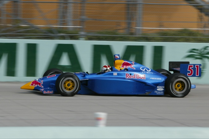 Photo: Eddie Cheever - Cheever Racing - Dallara IR-02 - Infiniti