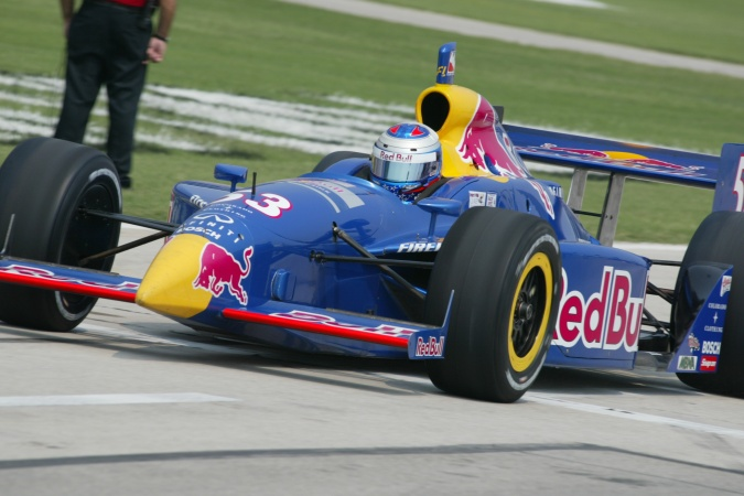 Photo: Robbie McGehee - Cheever Racing - Dallara IR-02 - Infiniti