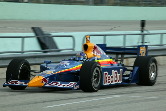 Photo: Buddy Rice - Cheever Racing - Dallara IR-03 - Chevrolet