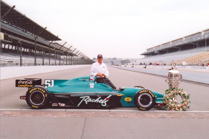 Photo: Eddie Cheever - Cheever Racing - Dallara IR7 - Oldsmobile