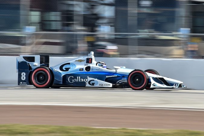 Photo: Max Chilton - Chip Ganassi Racing - Dallara DW12 - Chevrolet