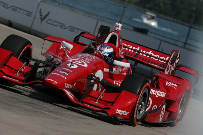 Photo: Scott Dixon - Chip Ganassi Racing - Dallara DW12 - Chevrolet