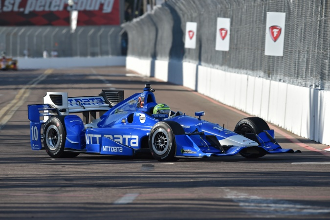 Photo: Tony Kanaan - Chip Ganassi Racing - Dallara DW12 - Chevrolet