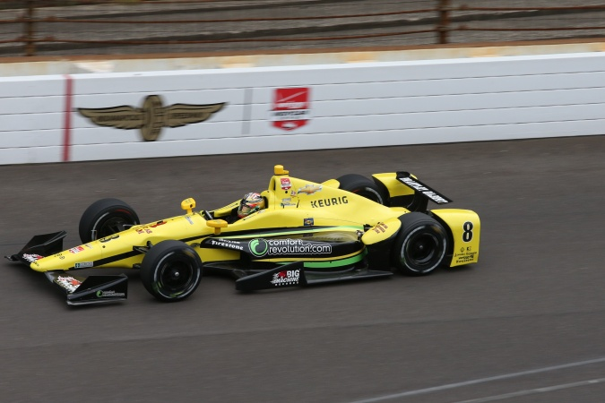 Photo: Sage Karam - Chip Ganassi Racing - Dallara DW12 - Chevrolet