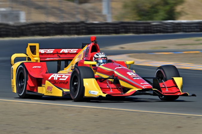Photo: Sebastian Saavedra - Chip Ganassi Racing - Dallara DW12 - Chevrolet