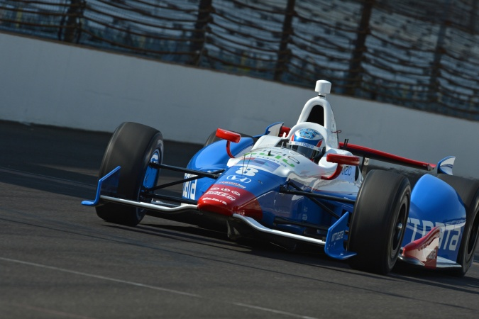 Photo: Ryan Briscoe - Chip Ganassi Racing - Dallara DW12 - Honda