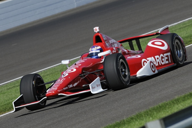 Photo: Scott Dixon - Chip Ganassi Racing - Dallara DW12 - Honda