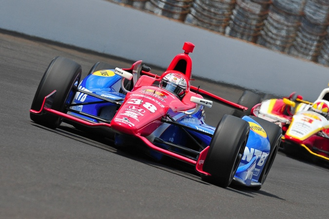 Photo: Graham Rahal - Chip Ganassi Racing - Dallara DW12 - Honda