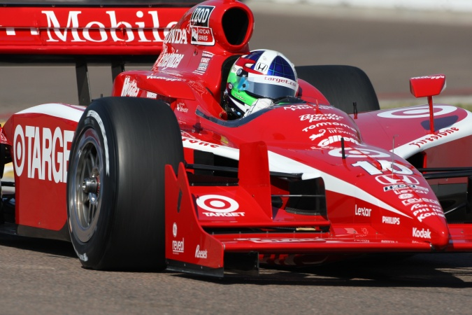 Photo: Dario Franchitti - Chip Ganassi Racing - Dallara IR-05 - Honda