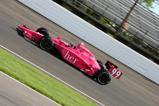 Photo: Alex Lloyd - Chip Ganassi Racing - Dallara IR-05 - Honda
