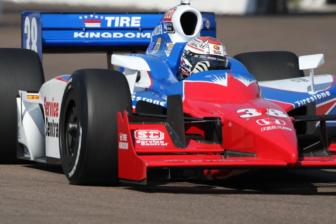 Photo: Graham Rahal - Chip Ganassi Racing - Dallara IR-05 - Honda