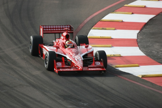 Photo: Dan Wheldon - Chip Ganassi Racing - Dallara IR-05 - Honda