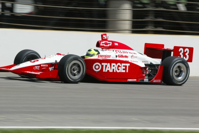 Photo: Bruno Junqueira - Chip Ganassi Racing - G-Force GF05 - Chevrolet
