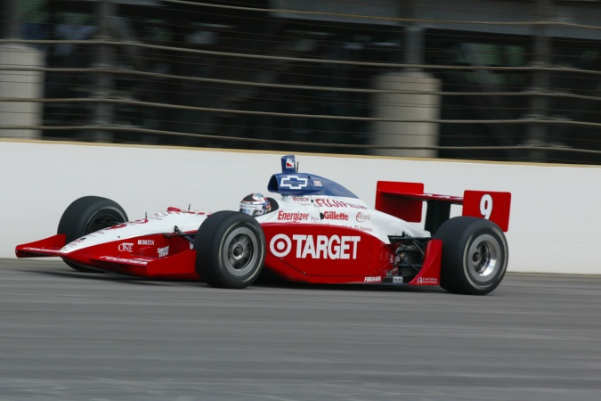 Photo: Jeff Ward - Chip Ganassi Racing - G-Force GF05 - Chevrolet