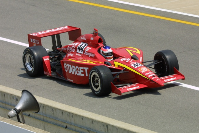 Photo: Jimmy Vasser - Chip Ganassi Racing - G-Force GF05 - Oldsmobile