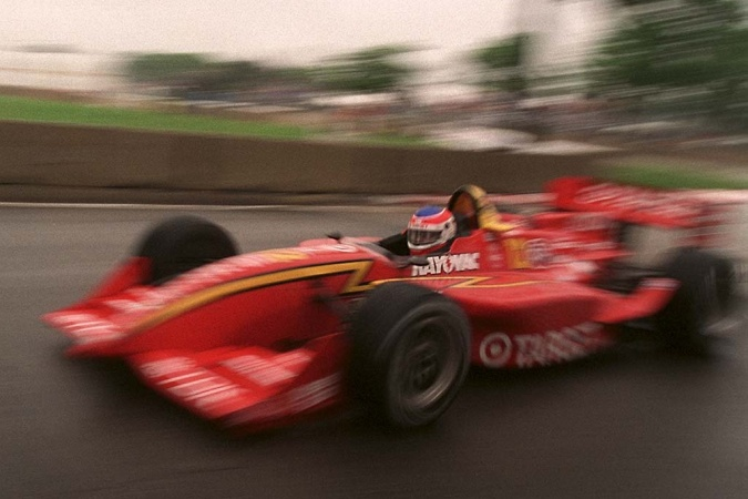 Photo: Jimmy Vasser - Chip Ganassi Racing - Reynard 96i - Honda