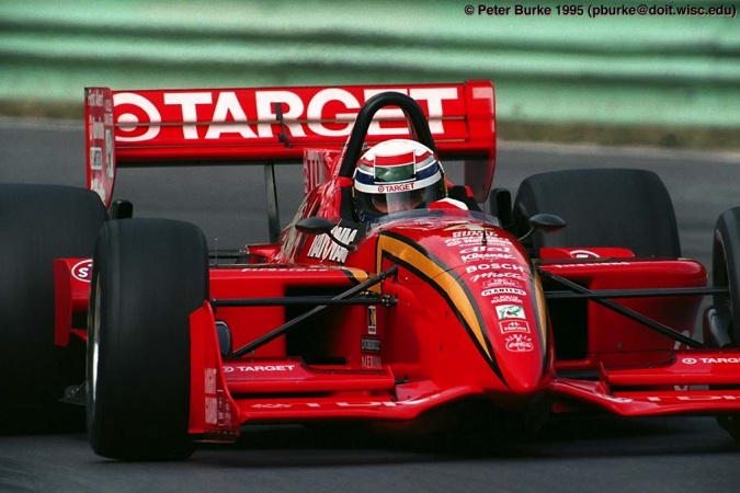 Photo: Alessandro Zanardi - Chip Ganassi Racing - Reynard 96i - Honda