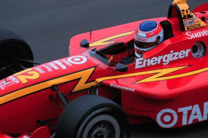 Photo: Jimmy Vasser - Chip Ganassi Racing - Reynard 99i - Honda