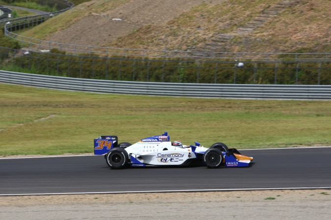 Photo: Joao Paulo de Oliveira - Conquest Racing - Dallara IR-05 - Honda