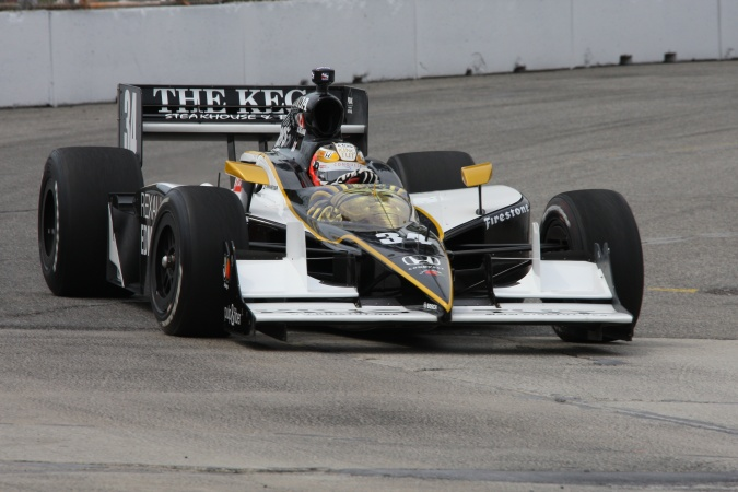 Photo: Alexandre Tagliani - Conquest Racing - Dallara IR-05 - Honda