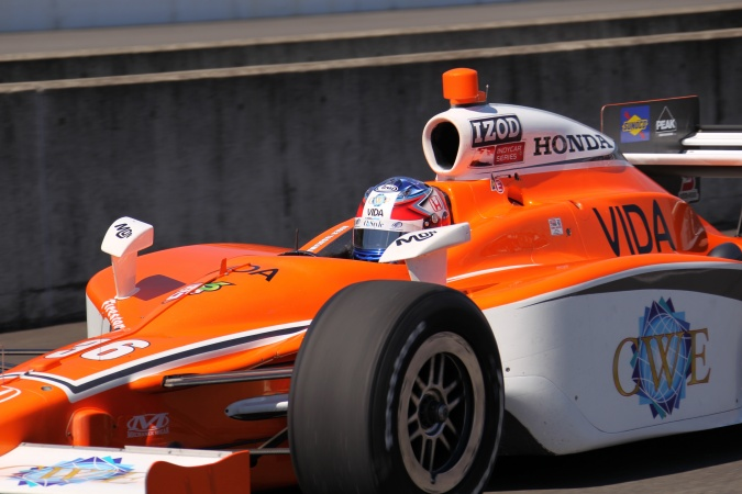 Photo: Roger Yasukawa - Conquest Racing - Dallara IR-05 - Honda