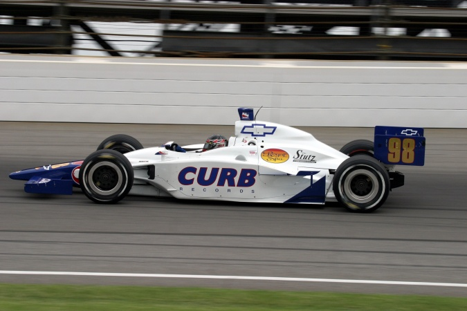 Photo: PJ Jones - CURB/Agajanian/Beck Motorsports - Dallara IR-03 - Chevrolet