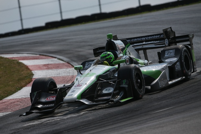 Photo: Conor Daly - Dale Coyne Racing - Dallara DW12 - Honda