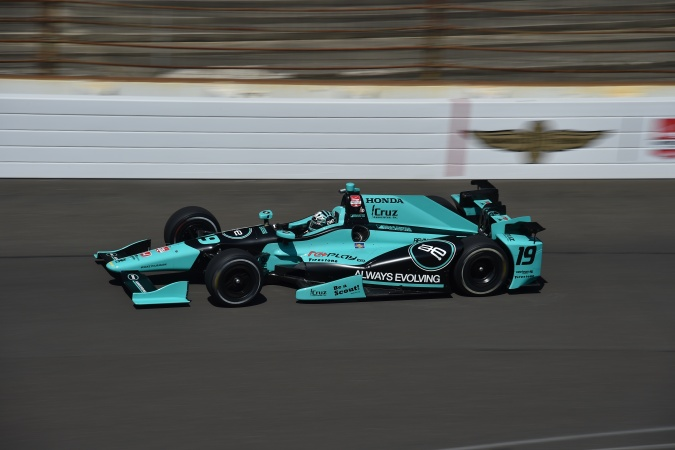 Photo: James Davison - Dale Coyne Racing - Dallara DW12 - Honda