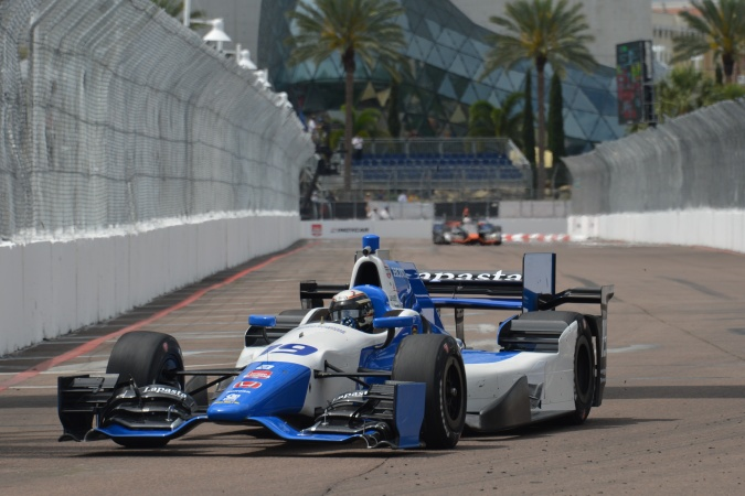 Photo: Francesco Dracone - Dale Coyne Racing - Dallara DW12 - Honda