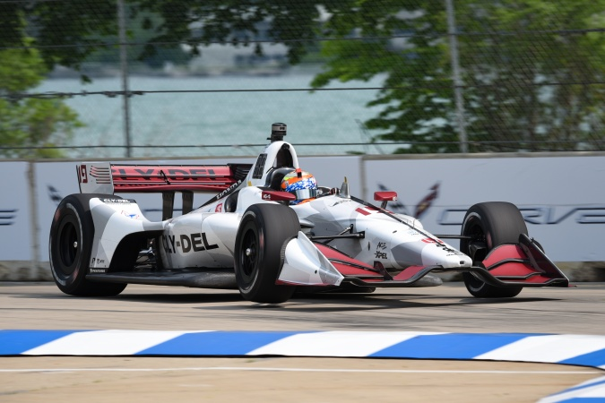 Photo: Santino Ferrucci - Dale Coyne Racing - Dallara DW12 - Honda