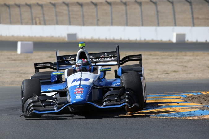 Photo: Rodolfo Gonzalez - Dale Coyne Racing - Dallara DW12 - Honda