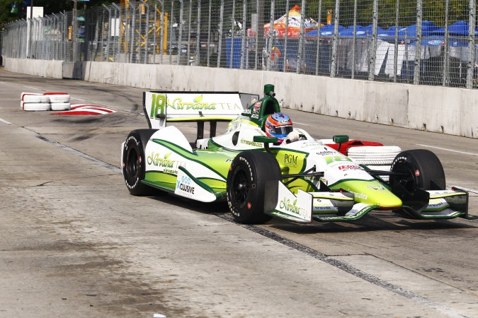 Photo: Stefan Wilson - Dale Coyne Racing - Dallara DW12 - Honda