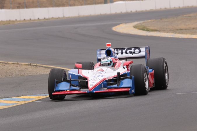 Photo: Milka Duno - Dale Coyne Racing - Dallara IR-05 - Honda
