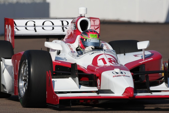 Photo: James Jakes - Dale Coyne Racing - Dallara IR-05 - Honda
