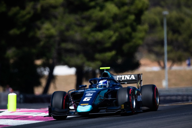 Photo: Nicholas Latifi - DAMS - Dallara F2 2018 - Mecachrome