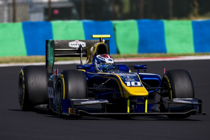 Photo: Nicholas Latifi - DAMS - Dallara GP2/11 - Mecachrome
