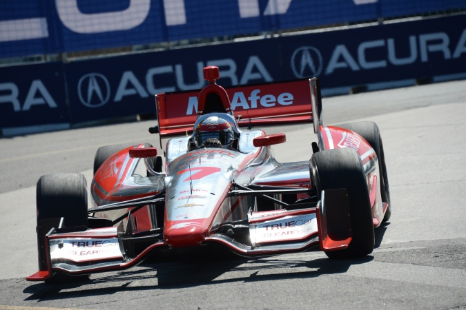Photo: Sebastien Bourdais - Dragon Racing - Dallara DW12 - Chevrolet