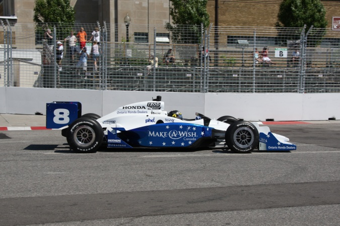 Photo: Paul Tracy - Dragon Racing - Dallara IR-05 - Honda