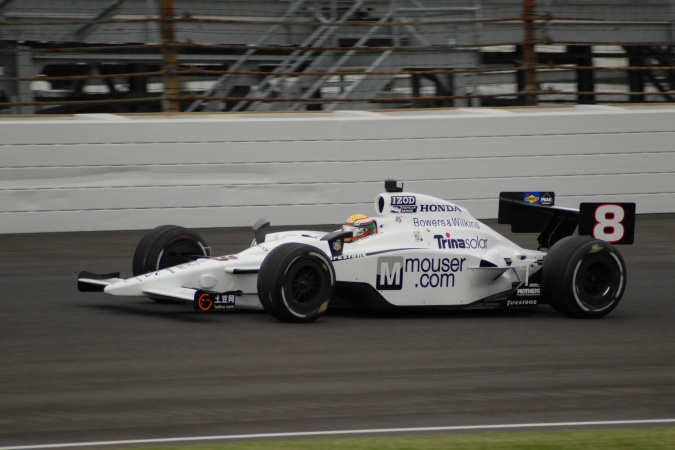 Photo: Ho-Pin Tung - Dragon Racing - Dallara IR-05 - Honda