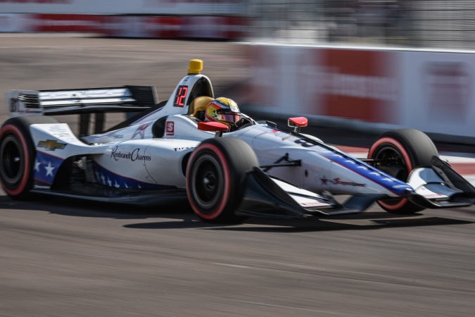 Photo: Benjamin Hanley - DragonSpeed - Dallara DW12 - Chevrolet