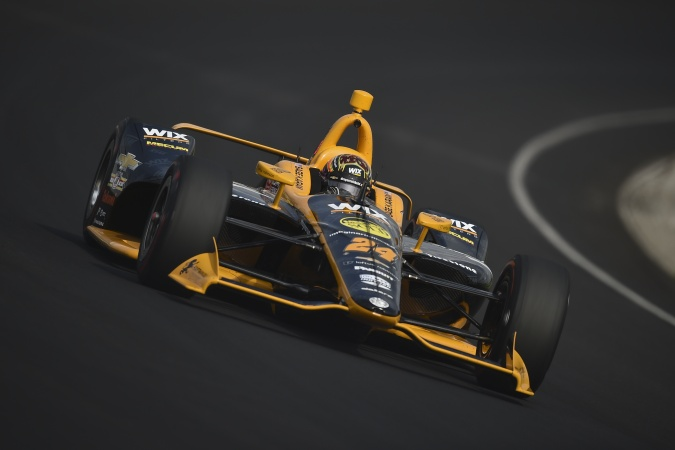 Photo: Sage Karam - Dreyer & Reinbold Racing - Dallara DW12 - Chevrolet