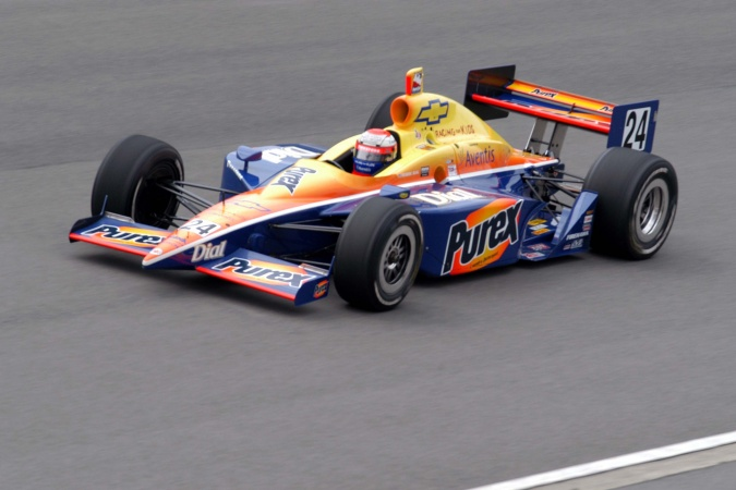 Photo: Robbie Buhl - Dreyer & Reinbold Racing - Dallara IR-03 - Chevrolet
