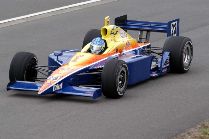 Photo: Sarah Fisher - Dreyer & Reinbold Racing - Dallara IR-03 - Chevrolet