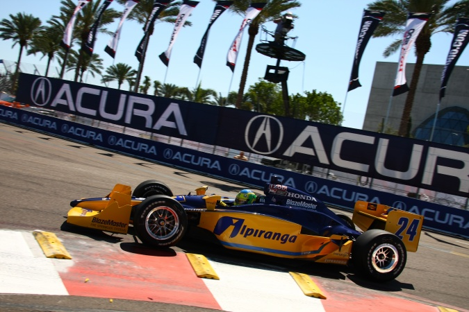 Photo: Ana Beatriz de Figueiredo - Dreyer & Reinbold Racing - Dallara IR-05 - Honda