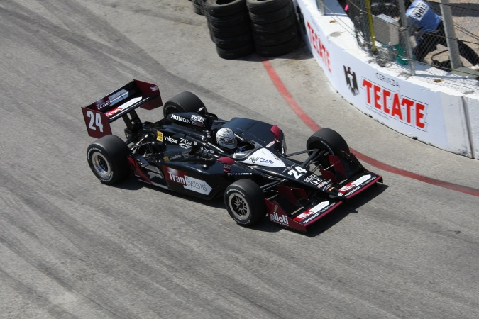 Photo: Mike Conway - Dreyer & Reinbold Racing - Dallara IR-05 - Honda