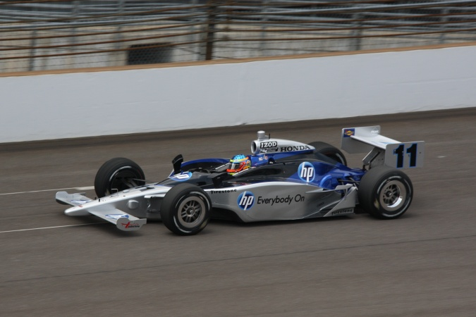 Photo: Davey Hamilton - Dreyer & Reinbold Racing - Dallara IR-05 - Honda