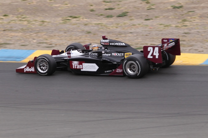Photo: J.R. Hildebrand - Dreyer & Reinbold Racing - Dallara IR-05 - Honda